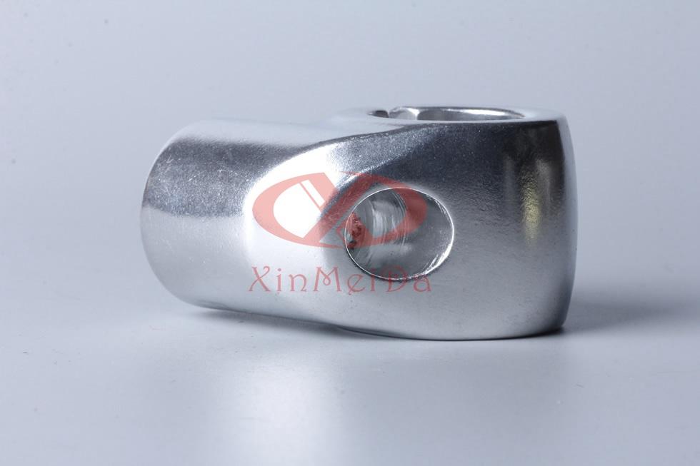 M603Aluminum beam vibration white